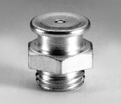 Flach-Schmiernippel nach DIN 3404